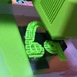 3Dプリンター試作